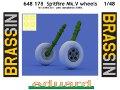 Spitfire Mk.V wheels