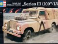 British 4x4 Off-Road Vehicle Series III (109'' /LW