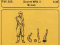 Soviet WWII Scout