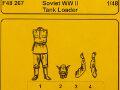 Soviet WWII Tank Loader