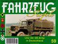 LKW der US Army in Deutschland