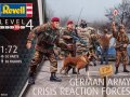German Army Crisis Reaction Forces