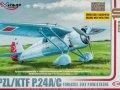 PZL/KTF P.24 A/C