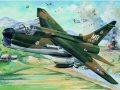 USAF A-7D Corsair II