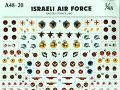 Israeli Badges & Stenceling